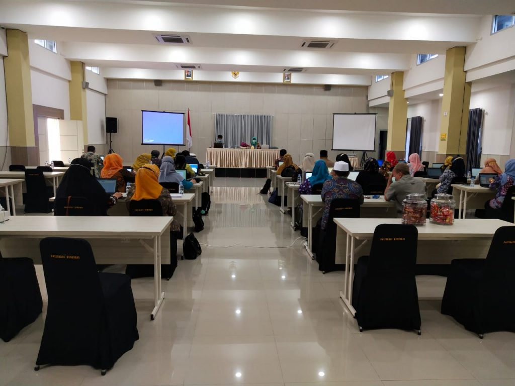 Rapat Koordinasi Bulanan Pengelola Poltekkes Kemenkes Bengkulu